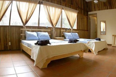 Turtle Beach Lodge Tortuguero Costa Rica